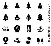 solid vector icon set  ... | Shutterstock .eps vector #1025302807