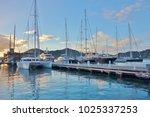 saint paul parish   antigua and ... | Shutterstock . vector #1025337253