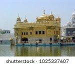 amritsar  punjab  india  april...   Shutterstock . vector #1025337607