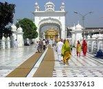 amritsar  punjab  india  april...   Shutterstock . vector #1025337613