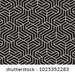 vector seamless pattern. modern ... | Shutterstock .eps vector #1025352283