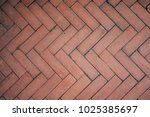 Red Brick Flooring Seamless...