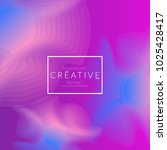 minimal cover banner template.... | Shutterstock .eps vector #1025428417