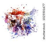 vector color illustration... | Shutterstock .eps vector #1025501677