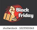vector horizontal illustration... | Shutterstock .eps vector #1025503363