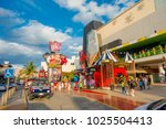 cancun  mexico   january 10 ... | Shutterstock . vector #1025504413