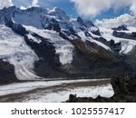 view of zermatt | Shutterstock . vector #1025557417
