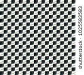 grunge seamless abstract black... | Shutterstock . vector #1025583583