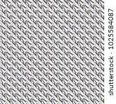 grunge seamless abstract black... | Shutterstock . vector #1025584087