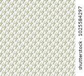 grunge seamless abstract green... | Shutterstock . vector #1025584297