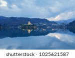 view of famous island and...   Shutterstock . vector #1025621587