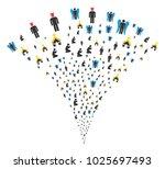 christian religion stream... | Shutterstock .eps vector #1025697493