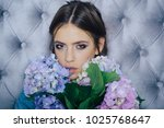 freshness  youth  beauty.... | Shutterstock . vector #1025768647