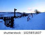 peak district  derbyshire  uk.... | Shutterstock . vector #1025851837