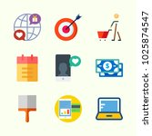 icons about lifestyle with... | Shutterstock .eps vector #1025874547
