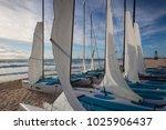 playa paraiso  mexico  ... | Shutterstock . vector #1025906437