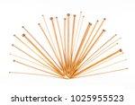 Wooden Bamboo Knitting Needles...
