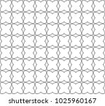 seamless ornamental vector... | Shutterstock .eps vector #1025960167