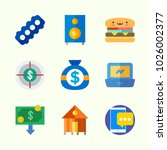 icons about lifestyle with... | Shutterstock .eps vector #1026002377