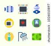 icons about lifestyle with... | Shutterstock .eps vector #1026010897