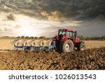 Agriculture With A Tractor