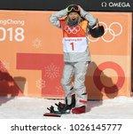 pyeongchang  south korea  ... | Shutterstock . vector #1026145777