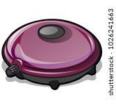 compressor for aquarium... | Shutterstock .eps vector #1026241663