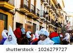 velez malaga  spain   february... | Shutterstock . vector #1026279727