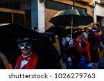 velez malaga  spain   february... | Shutterstock . vector #1026279763