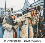 moscow  russia  february 2017 ... | Shutterstock . vector #1026406003