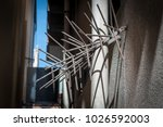 thief protection security at...   Shutterstock . vector #1026592003