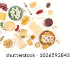 an assortment of various types... | Shutterstock . vector #1026592843
