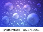 light pink  blue vector... | Shutterstock .eps vector #1026713053