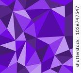 vector abstract textured... | Shutterstock .eps vector #1026747547
