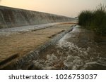 water falls at rural area | Shutterstock . vector #1026753037