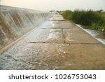 water falls at rural area | Shutterstock . vector #1026753043
