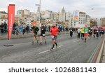 istanbul  turkey   november 12  ...   Shutterstock . vector #1026881143