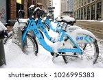 chicago  il  12 feb 2018 ... | Shutterstock . vector #1026995383
