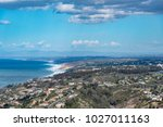 skyline of san diego... | Shutterstock . vector #1027011163