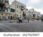 tel aviv  israel   january 2 ... | Shutterstock . vector #1027025857