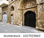 tel aviv  israel   january 2 ... | Shutterstock . vector #1027025863