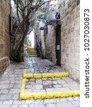 tel aviv  israel   january 2 ... | Shutterstock . vector #1027030873