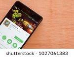 bekasi  west java  indonesia.... | Shutterstock . vector #1027061383