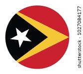 simple vector button flag  ... | Shutterstock .eps vector #1027084177