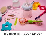 baby care things   Shutterstock . vector #1027124017