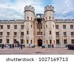 tower of london  uk | Shutterstock . vector #1027169713