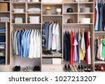 Big Wardrobe With Different...