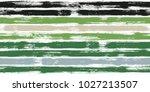fashion watercolor brush... | Shutterstock .eps vector #1027213507