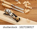 diy concept. woodworking and...   Shutterstock . vector #1027238527