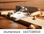 diy concept. woodworking and...   Shutterstock . vector #1027238533